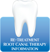 Retreatment Root Canal Therapy